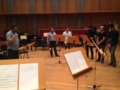 Greek Trombone Day with Nir Erez & Micha Davis