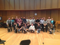 Greek Trombone Day with Nir Erez & Micha Davis