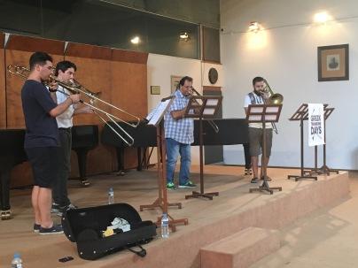 Greek Trombone Days Festival